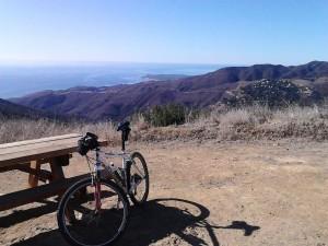 puerco biking